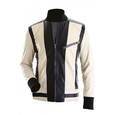 Custom-made-pure-leather-black-cream-casual-bomber-jacket-men-I-600×600