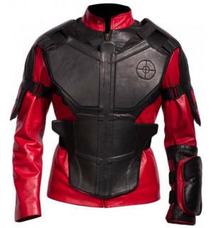 Suicide Squad Dead Shot Armor Jacket 1
