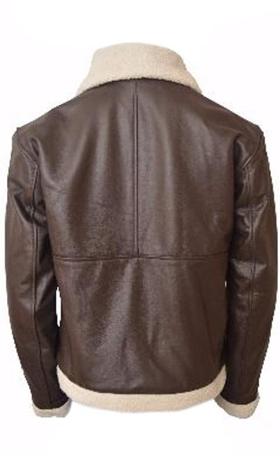 Sylvester Stallone (Balboa) Bomber brown Leather Jacket