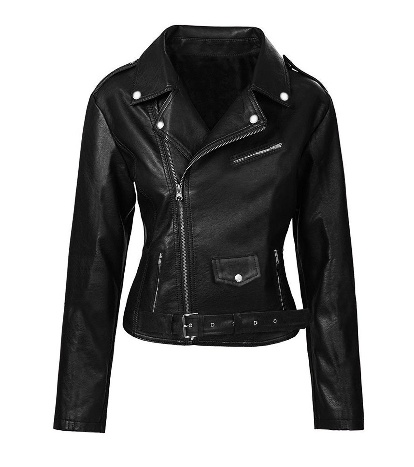 Leather Jacket For Women (2)