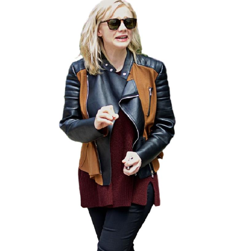 Carey-Mulligan-Elegant-Designer-Jacket-3