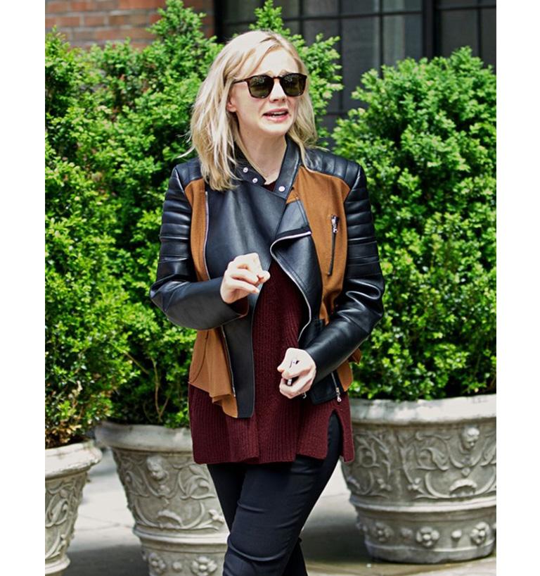 Carey-Mulligan-Elegant-Designer-Jacket-5