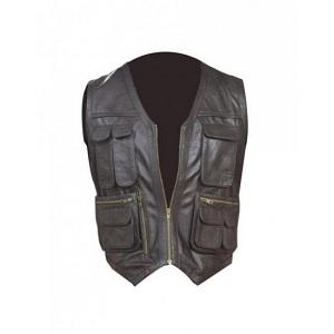 Owen Grady Chris Pratt Jurassic World Vest Jacket