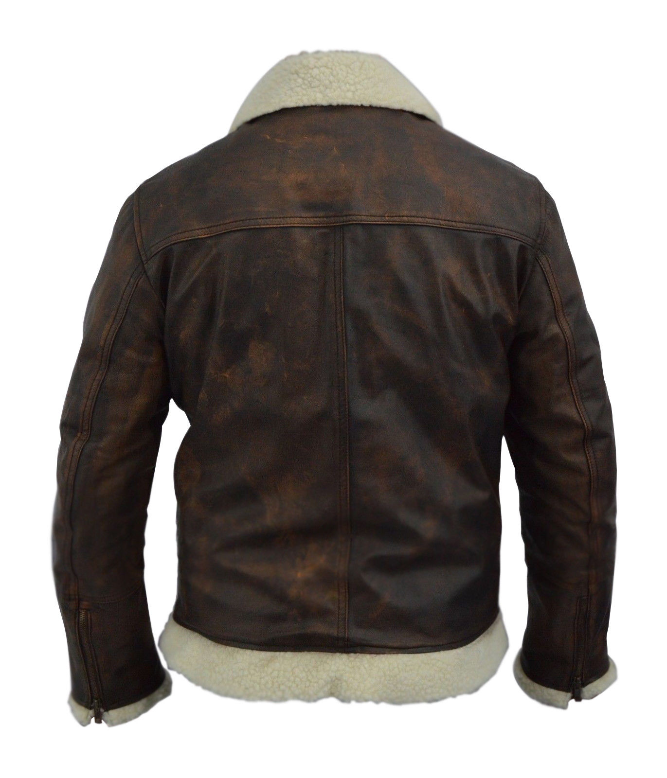 Xander Cage Vin Diesel Distressed Brown Jacket