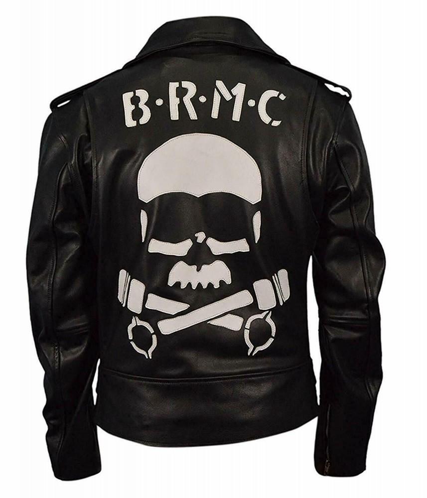 Vintage BRMC Brando Wild One Motorcycle Black Leather Rider Jacket1-857x1000fit