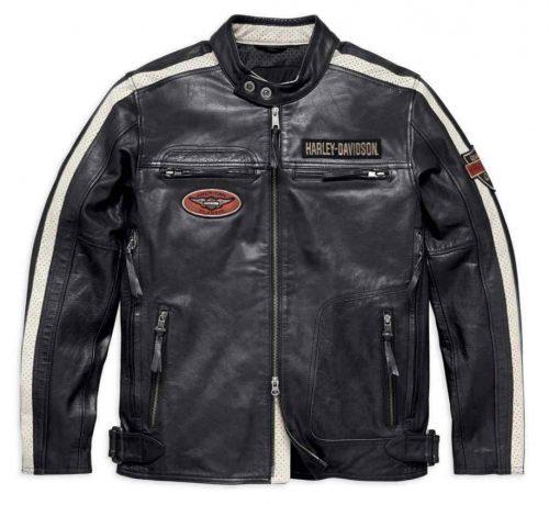 Harley Davidson Men's Command Leather Jacket