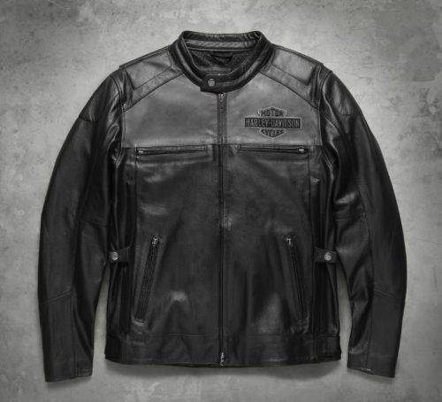 Harley Davidson Motorcycle Votary Biker Leather Jacket