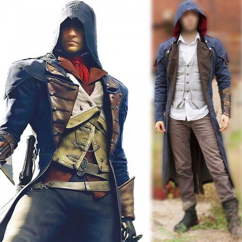 assasin's creed coat