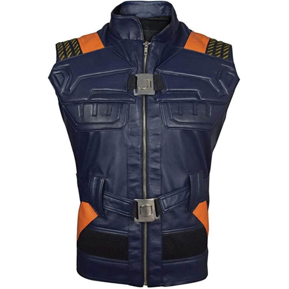Black-Panther-Erik-Killmonger-Vest