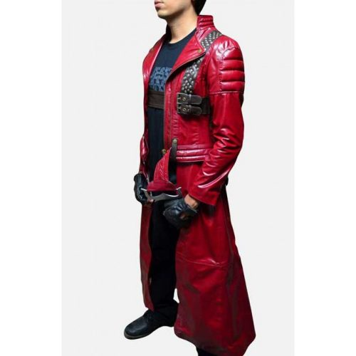 devil may cry trench coat