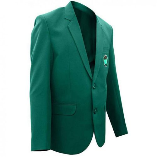 tiger woods master tournament jacket coat