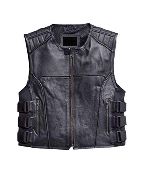 Harley Davidson Swat II Leather Vest