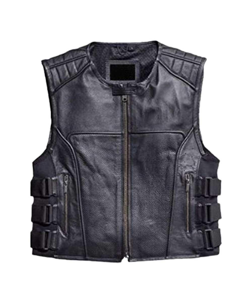 Harley-Davidson-Swat-II-Leather-Vest