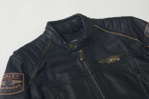 110 anniversary harley davidson jacket