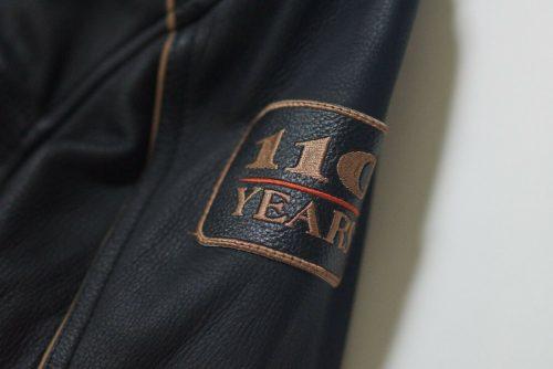harley davidson 110 year anniversary jacket