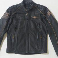 harley davidson 110th anniversary mens leather jacket