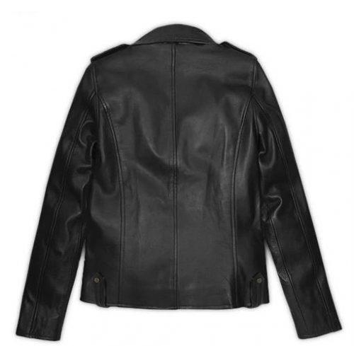 Brie Larson Leather