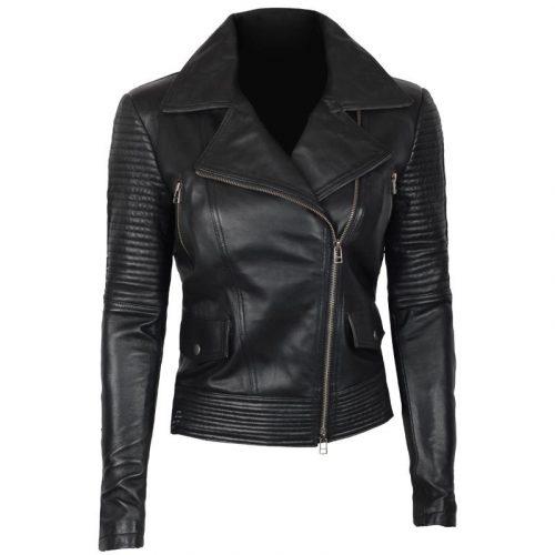Gal Gadot Leather Jacket