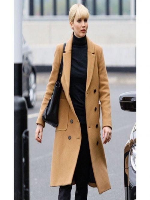 Jennifer Lawrence Trench Coat