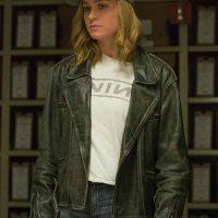 brie larson captain marvel jacket