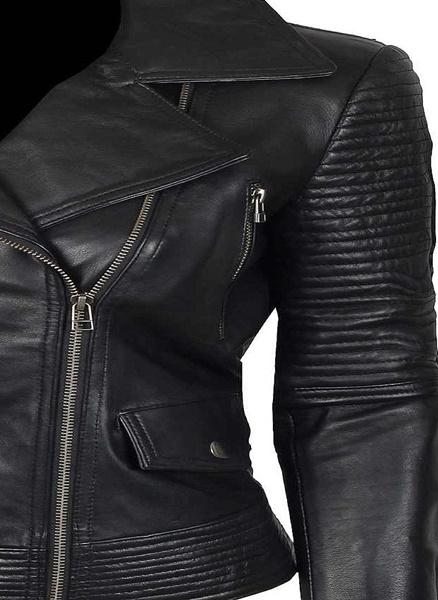 Gal Gadot Leather
