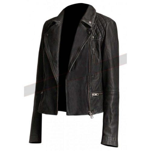 Jennifer Lawrence Leather